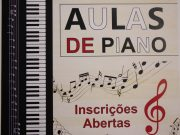 Aulas de piano na Junta