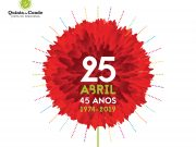 Quinta do Conde celebra 45 Anos de Abril