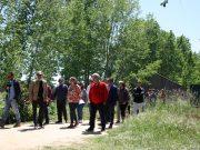Eleitos da Freguesia percorreram a Quinta do Conde em jornada de trabalho