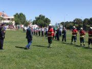 Dia Municipal do Bombeiro foi na Quinta do Conde