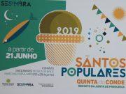 Santos Populares na Quinta do Conde