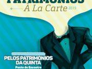 Patrimónios à La Carte: Domingo às 10h00, no Parque da Vila