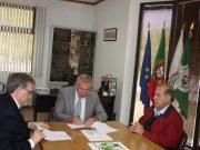 Junta de Freguesia e CPPME celebram protocolo