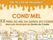 Cond'Mel – XII Feira do Mel da Quinta do Conde