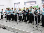 Grupos corais e musicais da Quinta do Conde deram concerto de boas-vindas a 2020