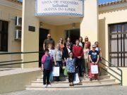 Delegação de internacional de professores visitou Junta de Freguesia