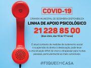 COVID-19: Apoio social
