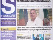 "Quinta do Conde no jornal ""O Setubalense"""