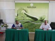 Junta apoia Associação de Capoeira