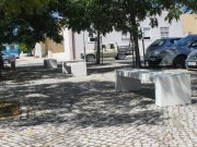 Autarquia investe no mobiliário urbano