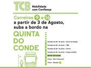 Transportes Coletivos do Barreiro com paragem na Quinta do Conde