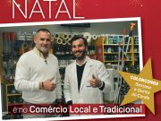 Natal é no Comércio Local e Tradicional!