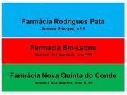 Junta reuniu com Farmácias da Quinta do Conde
